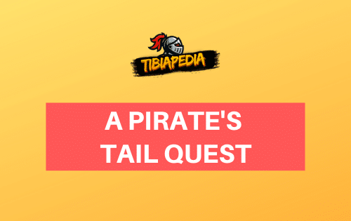 A Pirate's Tail Quest