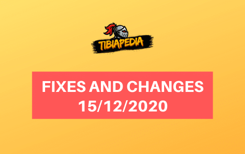 Fixes and Changes