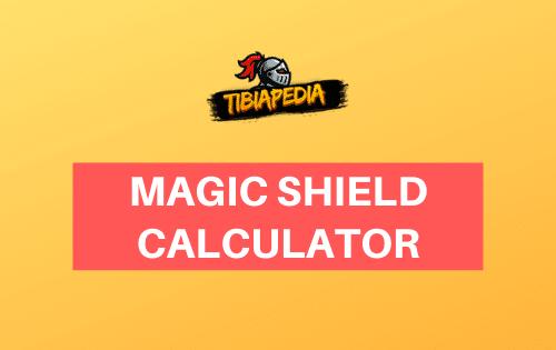 Magic Shield Calculator