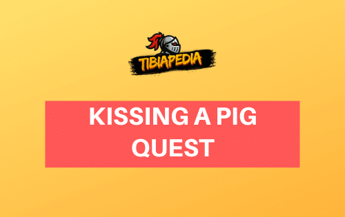 Kissing a Pig Quest